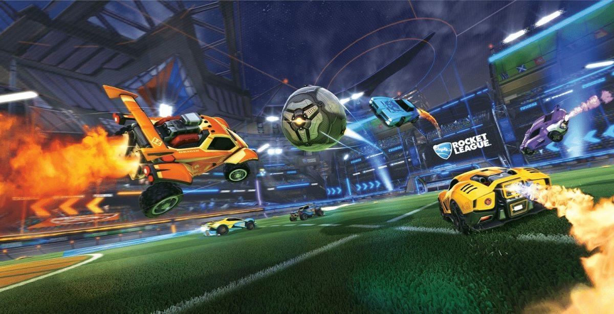 Rocket League chega grátis em todas as plataformas