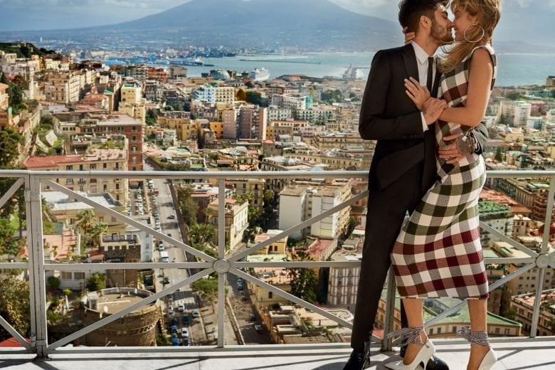 Zayn Malik e Gigi Hadid deram boas-vindas à primeira filha essa madrugada. FOTO: Vogue