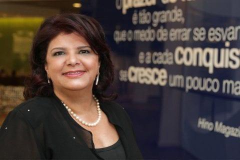 Luiza Trajano é mulher mais rica do Brasil, com patrimônio de R$24 bilhões. FOTO: https://economia.uol.com.br/noticias/redacao/2020/09/22/luiza-trajano-sem-diversidade-nao-ha-inovacao-nas-empresas.htm