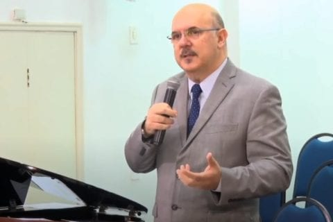 Ministro da Educação acredita que educação sexual não é importante para jovens. FOTO: REPRODUÇÃO