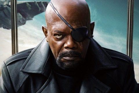 Samuel L. Jackson reprisará seu papel de Nick Fury em série própria no Disney +.