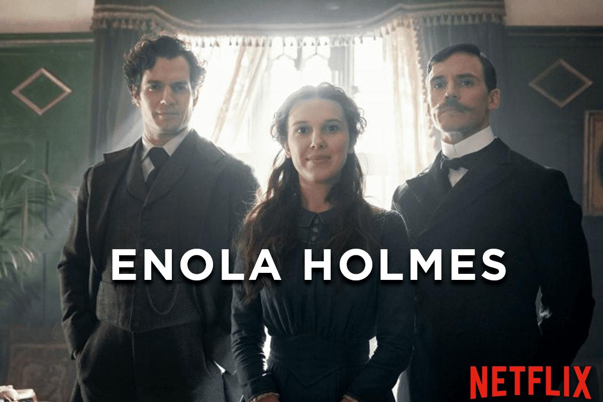 'Enola Holmes' é sucesso na Netflix e diretor fala sobre sequência