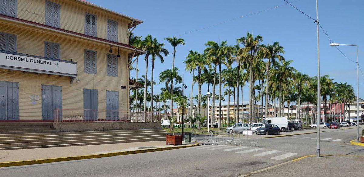 Cayenne Guiana Francesa