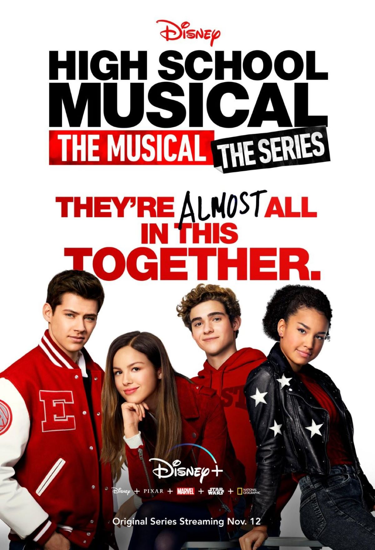 séries high school musical