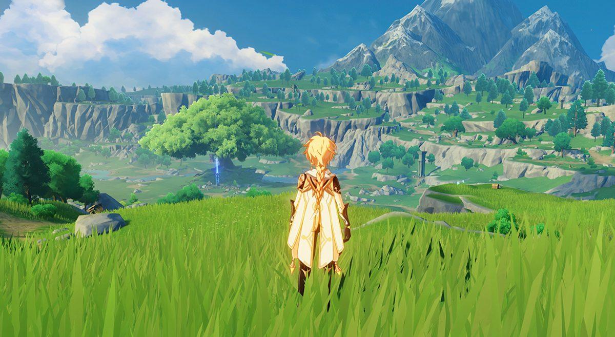 'Genshin Impact': o jogo inspirado em 'Zelda' já disponível