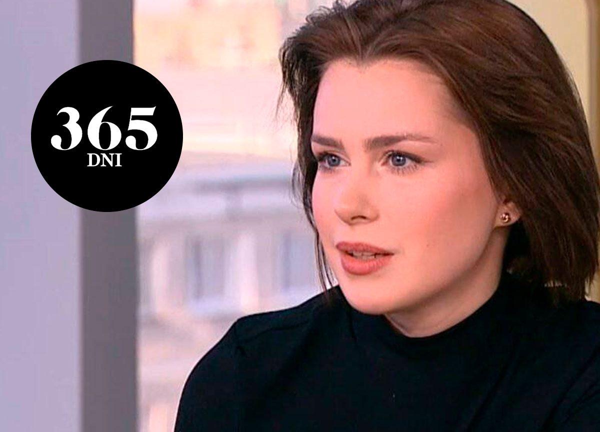 '365 Dni': Jornalista constrange atriz e ela surpreende com resposta