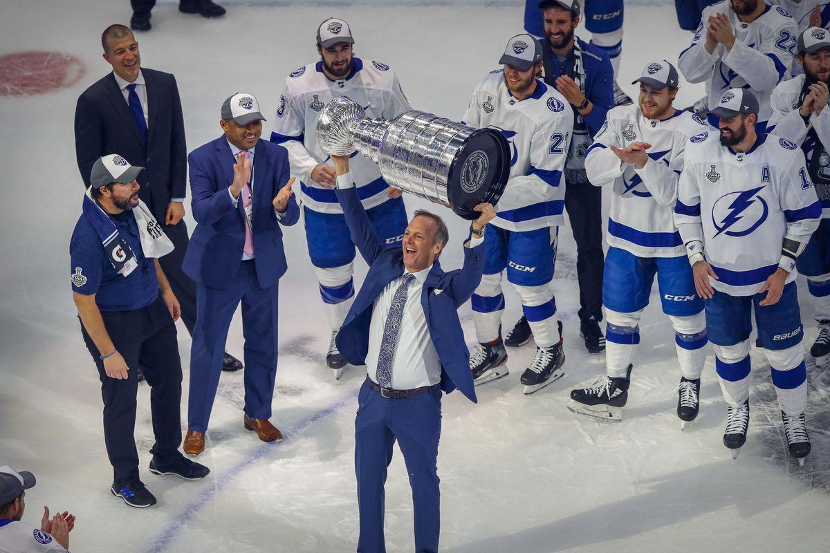 Da 'bolha' para o mundo: Tampa Bay Lightining conquista a Stanley Cup