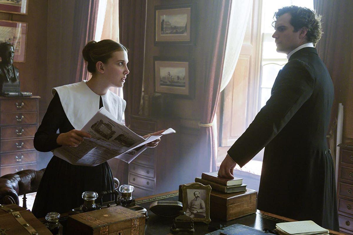 Por que 'Enola Holmes' fez com que a Netflix fosse processada?