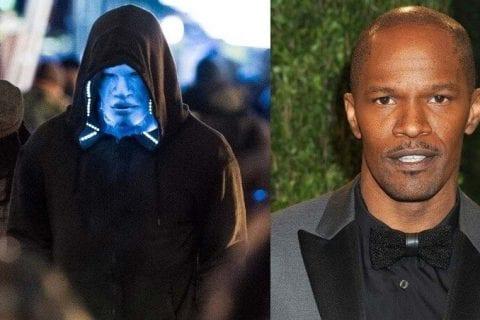 Jamie Foxx retornará como Electro em próximo filme de Homem-Aranha. FOTO: https://www.somagnews.com/spider-man-3-jamie-foxx-will-return-as-electro/