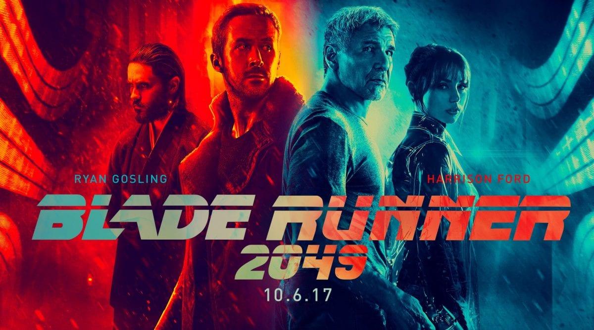 'Blade Runner 2049' chega à Netflix e já ocupa o TOP 10