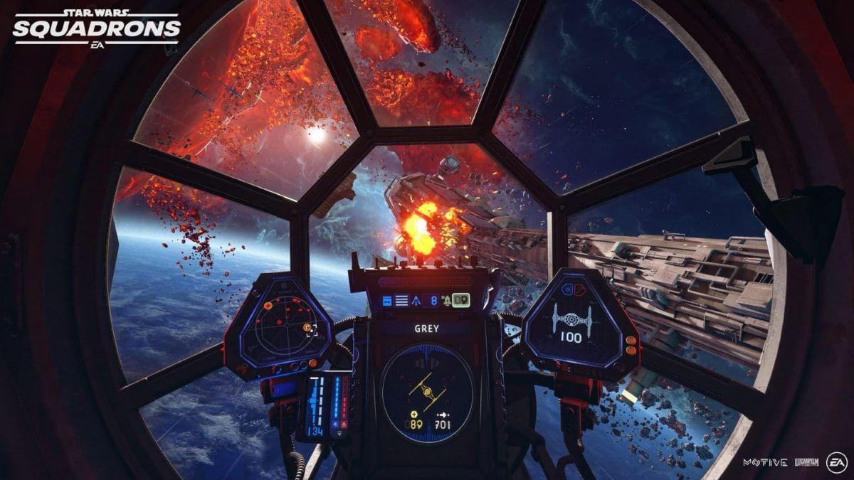 Star Wars Squadrons: Novo jogo da saga Guerra nas Estrelas