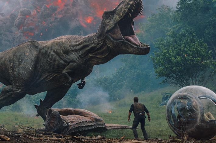 Novo Jurassic Park será o maior e mais diferente de todos