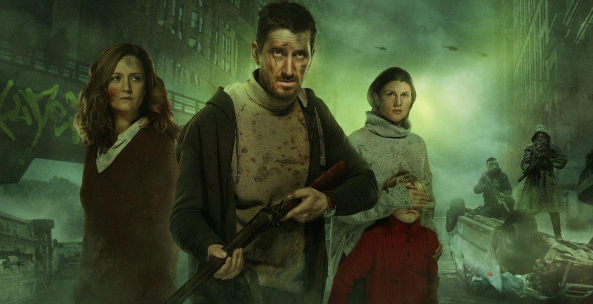 'Cidade dos Mortos': série que ocupa o TOP 10 da Netflix