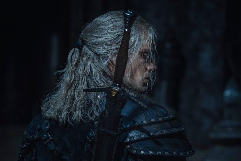 Geralt de Rivia em segunda temporada de The Witcher. FOTO: Twitter