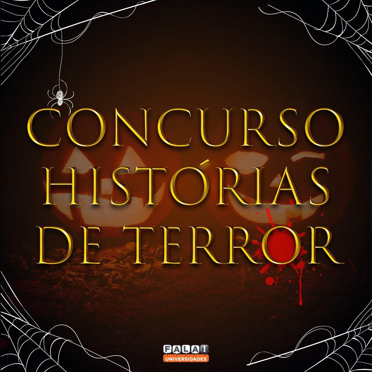 Concurso Histórias de Terror