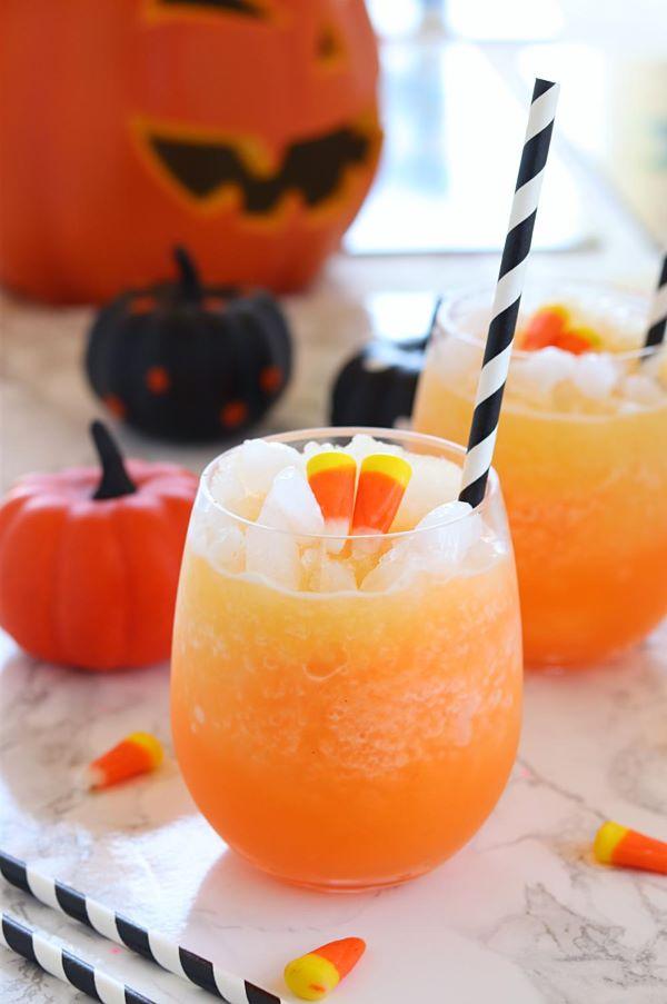 guloseimas de Halloween