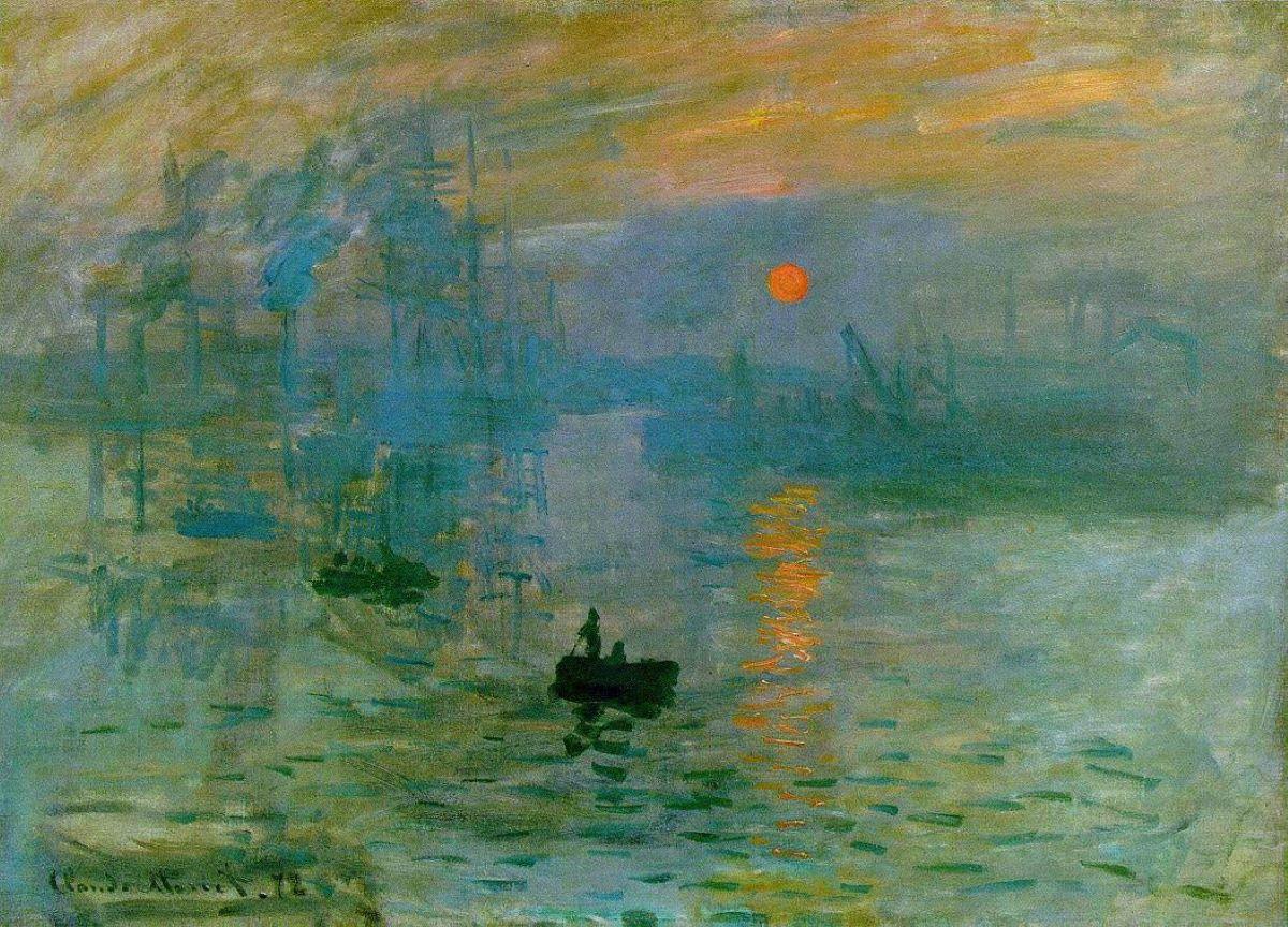Entenda qual foi o impacto dos impressionistas na arte