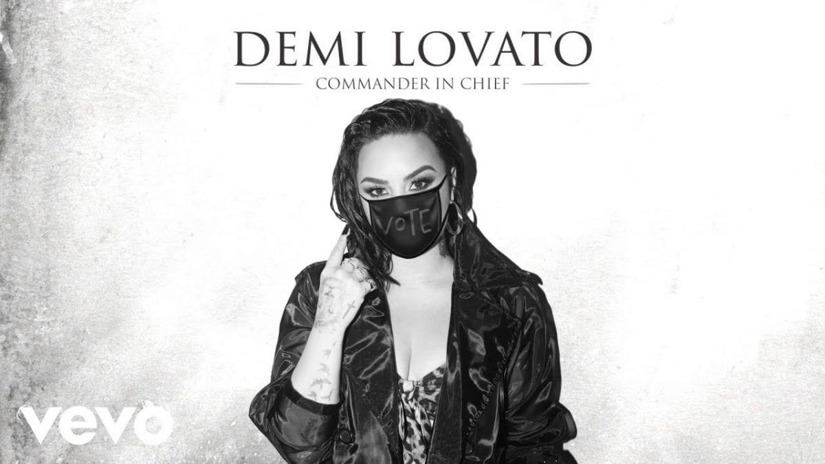 Demi Lovato lança música de cunho político e pede a fãs que votem