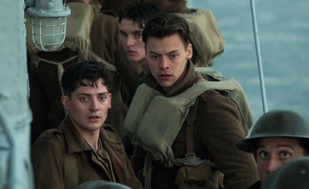 'Dunkirk': filme com Harry Styles chega à Netflix, confira