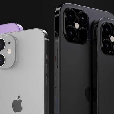 iPhone 12 chega às lojas com quatro versões diferentes para agradar clientes. FOTO: Apple
