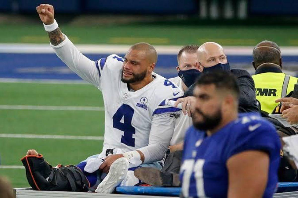NFL: Lesão de Dak, volta de Alex Smith e prorrogações na semana 5