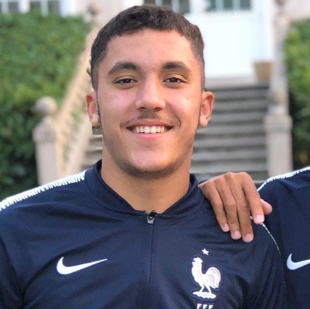 seleção da França