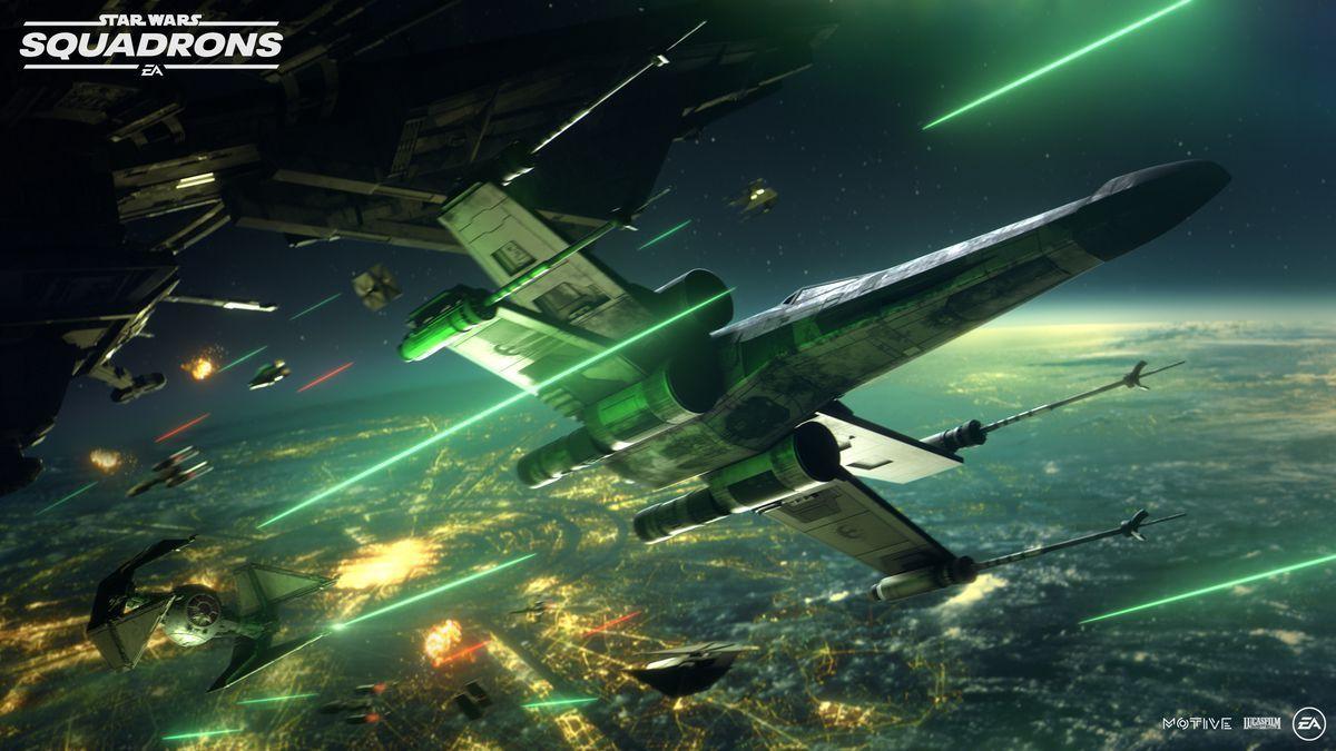 Crítica: Star Wars Squadrons – Um dos melhores jogos da franquia