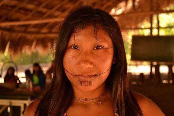 indígenas tatuagens