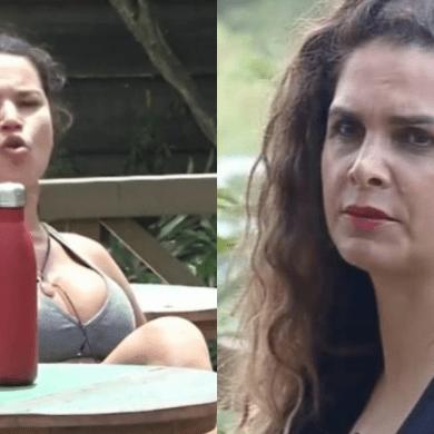 Luiza Ambiel e Raissa Barbosa