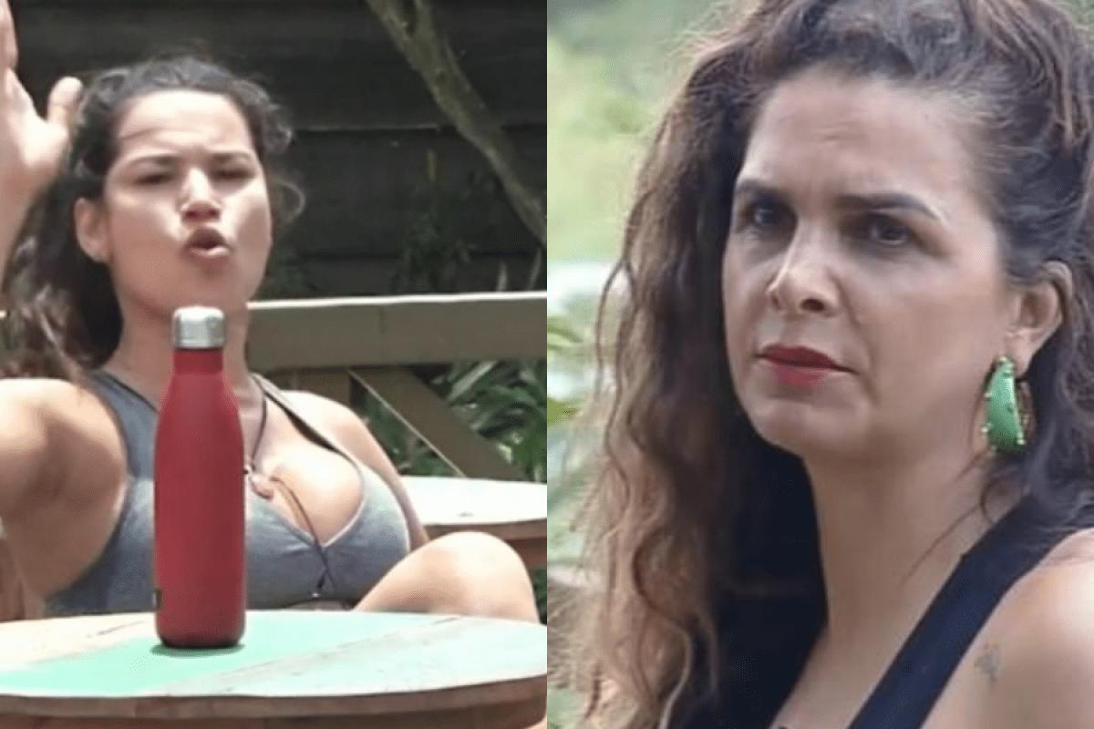 A Fazenda 12: Entenda a briga entre Raissa Barbosa e Luiza Ambiel