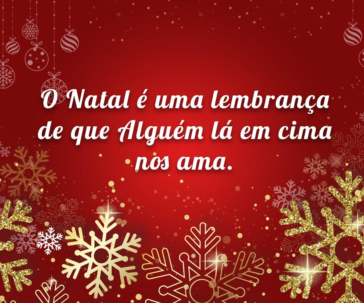 Mensagens para enviar no Natal.