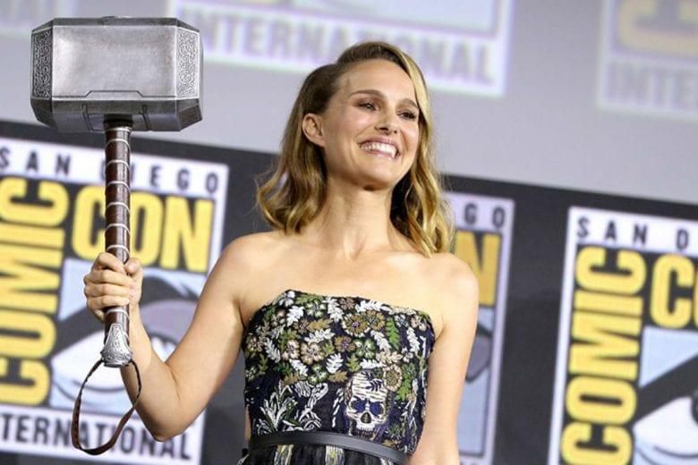 Natalie Portman começa treinamentos para se tornar a Mighty Thor. FOTO: http://www.adorocinema.com/noticias/filmes/noticia-149602/