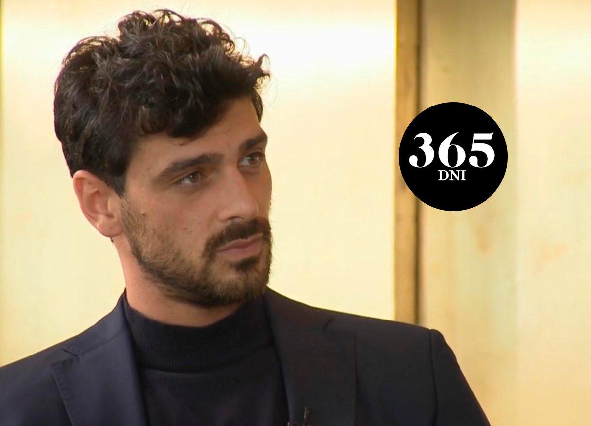 """Michele Morrone sobre cena mais difícil em '365 Dni': """"não consigo"""""""