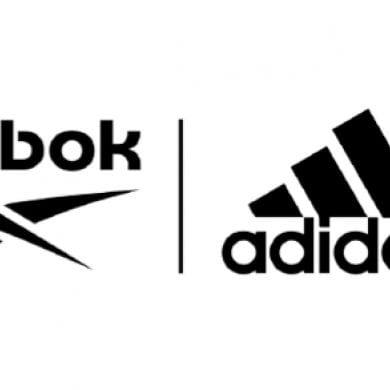 Adidas planeja vender Reebok até 2021 devido à baixa em vendas.