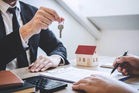 refinanciar um imóvel