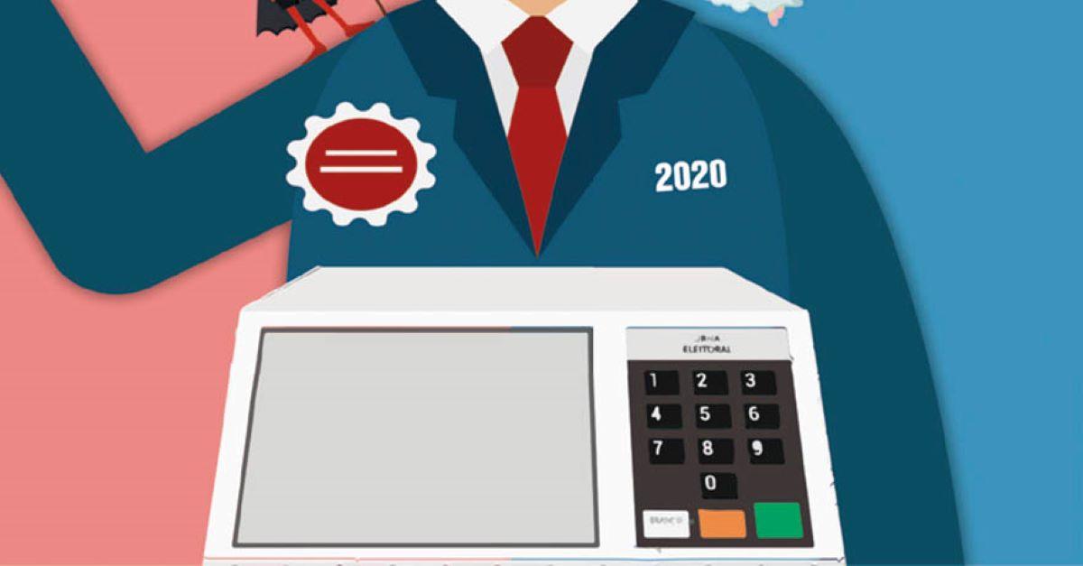 Eleições 2020: voto obrigatório, Covid-19, justificar ausência e mais