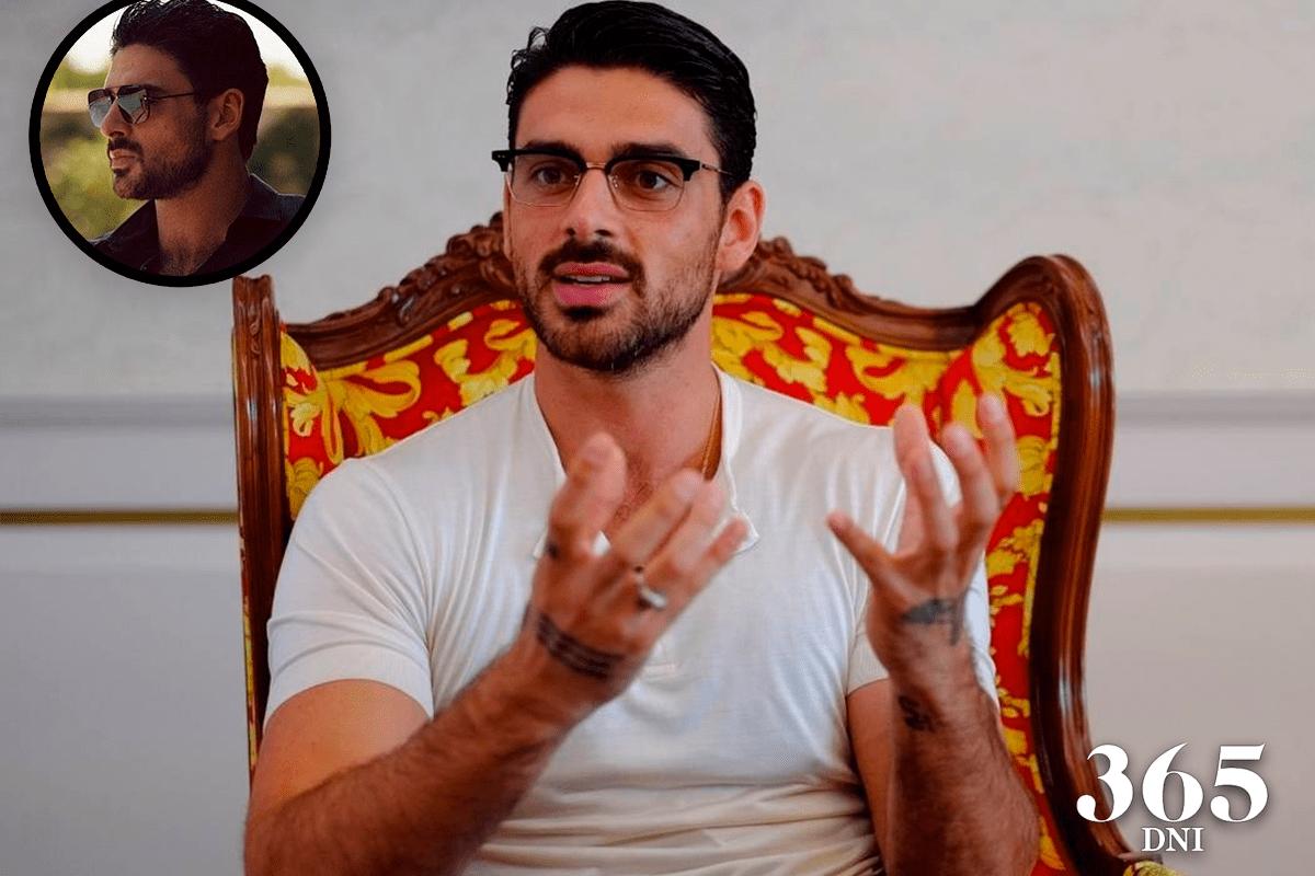 Michele Morrone revela o ponto fraco de Massimo, de '365 Dni'