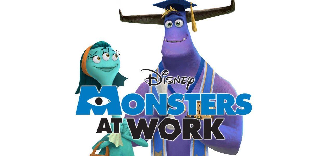 monstros disney+