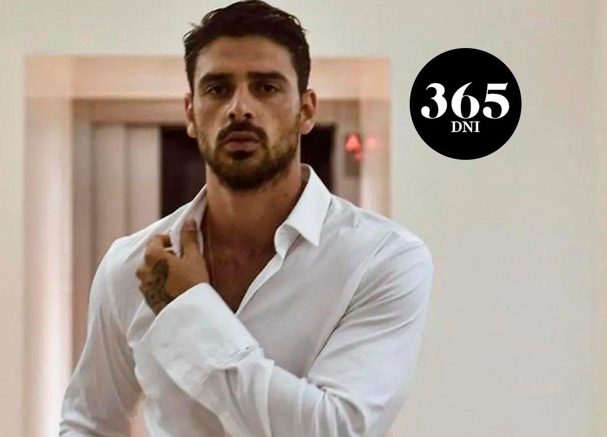 Michele Morrone conta dificuldade em viver Massimo, em '365 Dni'