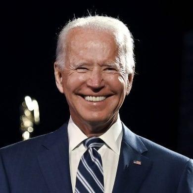Biden lidera em Georgia por margem pequena. FOTO: Olivier Douliery/AFP/Getty Images