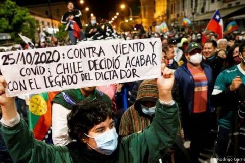 nova constituição chilena