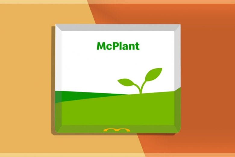 McPlant terá mesmo gosto e aparência dos hambúrgueres de carne da rede McDonald's.