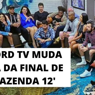 Final 'A Fazenda 12'