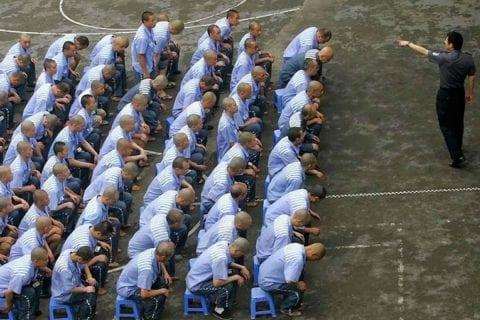 campos de detenção chineses