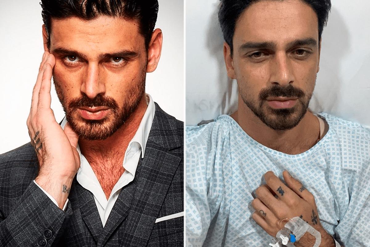 Michele Morrone, de '365 Dni', passa por cirurgia e preocupa fãs