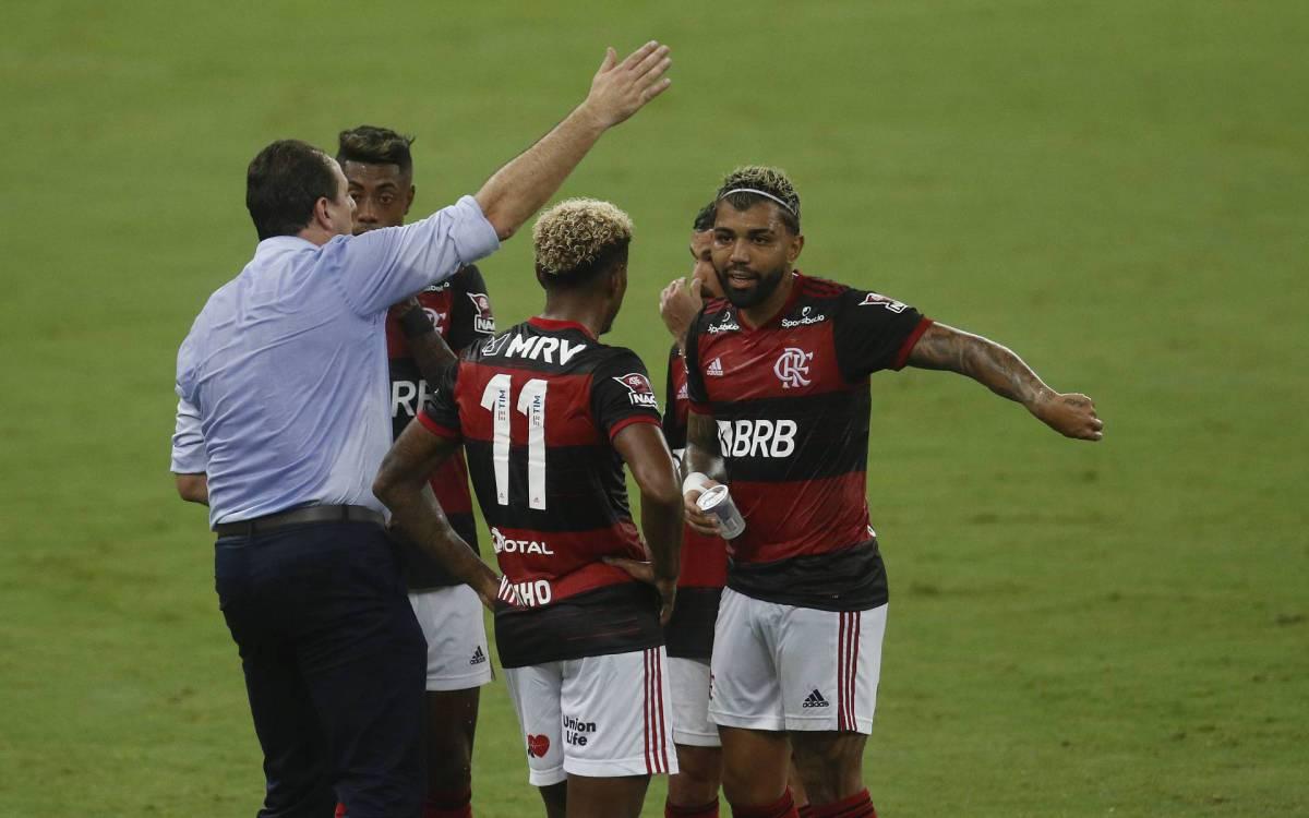 Confira as primeiras impressões de Rogério Ceni no Flamengo