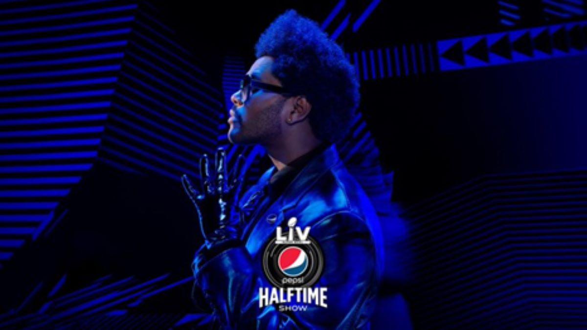 The Weeknd é a atração do show do intervalo do Super Bowl 2021