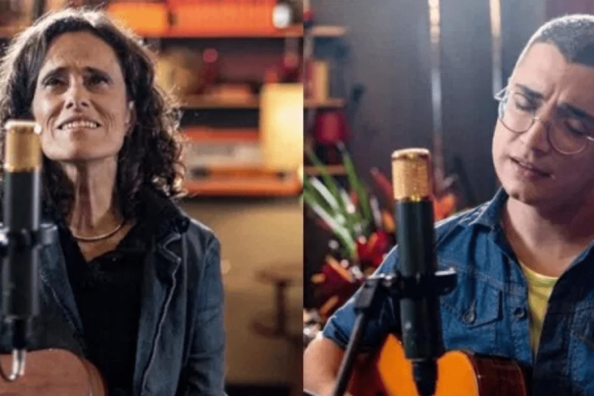 LIVES DE HOJE 14/11 – SÁBADO: Zélia Duncan e Arthur Nogueira