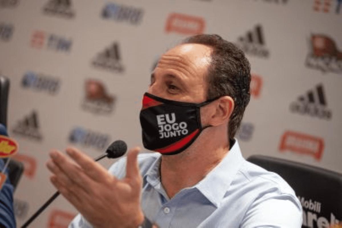Rogério Ceni no Flamengo: adeus e boa sorte!
