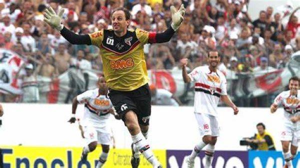 Rogério Ceni 100º gol